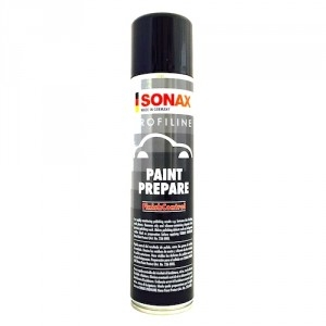 Sonax 237300 - Dung dịch kiểm tra bề mặt sơn SONAX PROFILINE PAINT PREPARE made in Germany dung tích 400ml